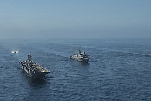 Boxer Amphibious Ready Group Returns To San Diego