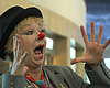 A Circus At The Airport: San Diego's Artist Residency Entertains Tr...