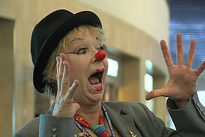 A Circus At The Airport: San Diego's Artist Residency Ent...