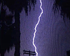 Power Outages Linked To Lightning Strikes Leave Hundreds In The Dark