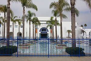 Oceanside Considers Using Reclaimed Water In Its Civic Center Fountain