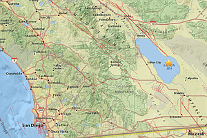 3 Small Earthquakes Hit Imperial County