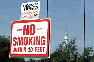 Gov. Brown Vetoes Ban On Public Smoking At Colleges
