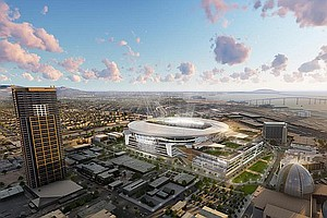 Stadium Foes, Chargers Stick To Game Plans As Measure C G...