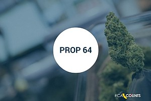 Election 2016 FAQ: Proposition 64, Marijuana Legalization