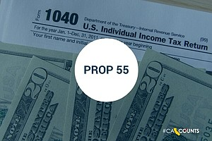 Tease photo for Election 2016 FAQ: Proposition 55, Extension Of Income Tax Increase