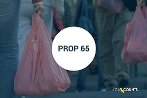 Election 2016 FAQ: Proposition 65, Money From Carry-Out Bags