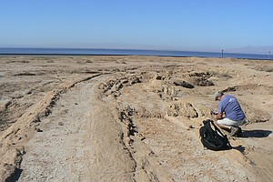 Tease photo for San Diego Researcher Discovers New 'Potentially Significant' Earthquake Fault