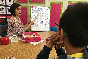 Tease photo for Proposition 58 Would Undo Limitations On Bilingual Education