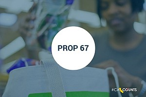 Election 2016 FAQ: Proposition 67, Plastic Bag Ban Veto Referendum