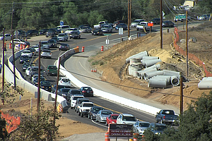 Tease photo for Casino Traffic Eases Up In Jamul