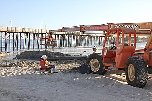Delayed Oceanside Sand Dredging Project Nears Completion