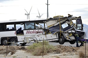 Tease photo for NTSB To Investigate Bus Crash That Left 13 Dead, 31 Injured