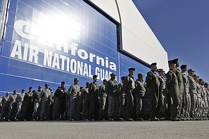 National Guard Seeks Federal Aid For Soldiers Told To Ret...