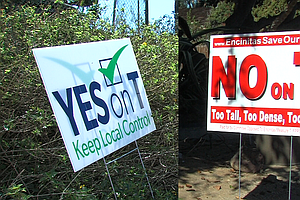 Tease photo for Ballot Measure T Forces Encinitas To Confront Growth Plans
