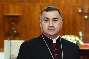 Tease photo for Chaldean Archbishop To Speak In San Diego On Rebuilding Iraq