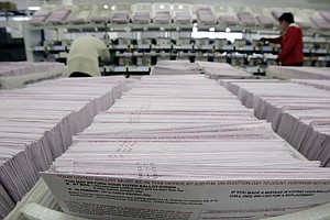 MAP: Where To Drop Off Your Mail Ballot In San Diego