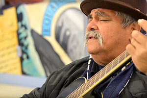 Musician And Chicano Rights Activist Ramon 'Chunky' Sanch...
