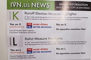 Tease photo for #ShowUsYourMailers: What Is The Independent Voter Project?