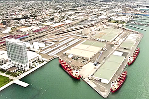 Tease photo for Terminal Expansion At Port Of San Diego Concerns Barrio Logan Residents