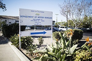 Oceanside DMV Back Online After Computer Outage Last Week