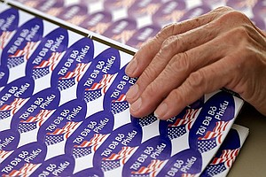 Tease photo for San Diego County Still Needs Poll Workers For Election Day