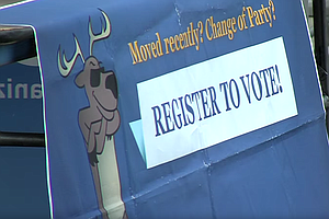 Tease photo for Democrats Triple Voter Registration Advantage In San Diego County