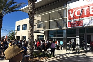 Election Officials Anticipate 3/4 Turnout Among San Diego...