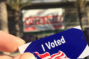 Tease photo for Percentage Of Registered Voters In California Hits 20-Year High