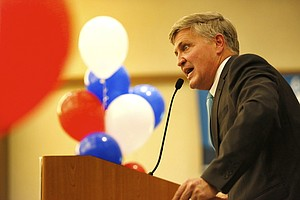 Democrat Incumbent Supervisor Dave Roberts Holds Slight L...