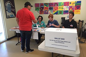 Tease photo for San Diego County Voters Head To The Polls