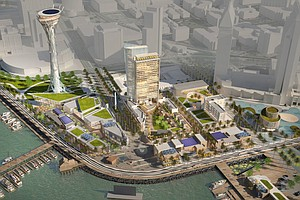 Tease photo for Port To Consider Seaport Village Redevelopment Proposal