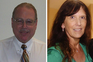 Tease photo for Dead Man Wins City Treasurer In Oceanside; Female Rival Calls Foul