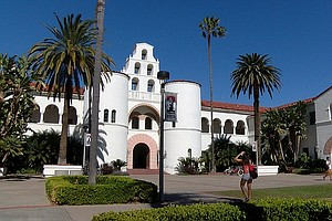 Tease photo for Military Times Lists SDSU A Top School For Veterans