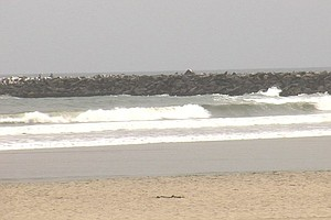 Tease photo for Strong Rip Currents Expected At San Diego Beaches This Weekend