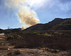 Firefighters In San Diego County Battle 'Gopher Fire' Near I-15