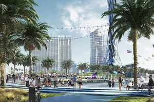 Tease photo for 4 Things To Watch With San Diego's New Seaport Development