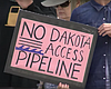 Hundreds Come Out In San Diego To Protest Dakota Access Pipeline Pe...