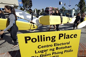 Tease photo for Pollsters: Election Results Show Just How California Is Unlike Rest Of America