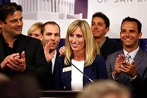 Tease photo for Kristin Gaspar Continues To Build Lead In Race For Supervisor