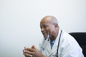 Tease photo for This Black Doctor Defied Discrimination, And San Diego Reaped The Benefits