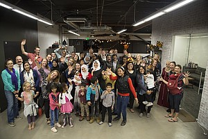 Tease photo for San Diego Groups Bridge Divides By Breaking Bread With Syrian Refugees
