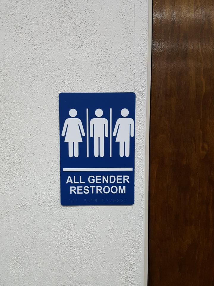 San Diego Unveils First Gender-Neutral Restrooms Inside A