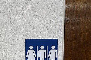 Tease photo for San Diego Unveils First Gender-Neutral Restrooms Inside A Public Facility