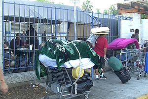 Tease photo for As Cold Nighttime Temperatures Set In, San Diego Homeless Need Blankets, Jackets