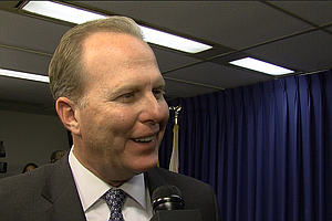 Mayor Faulconer Meets With Chargers On Stadium Issue