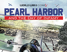 Tease photo for Learning About The History Of Pearl Harbor Through Comics