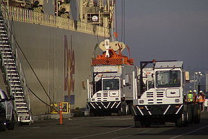 Tease photo for San Diego Port To Discuss Marine Terminal Expansion Plans