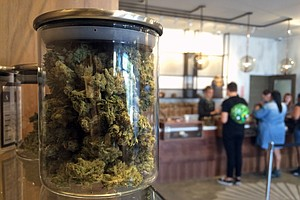Tease photo for San Diego Advances Recreational Pot Shop Rules
