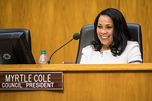 Cole Seeks Powerful Seats Outside City Hall